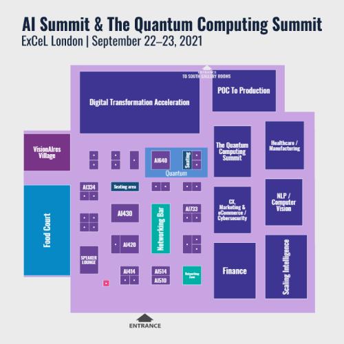 AI Summit & Quantum Computing Summit London