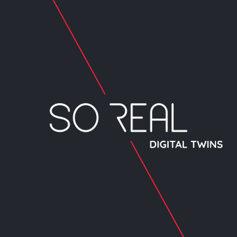 SO REAL logo