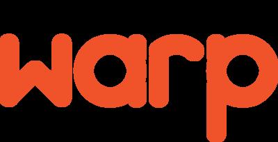 WarpVR logo