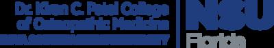 Nova Southeastern University-KPCOM logo