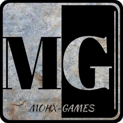 Mohx Games logo