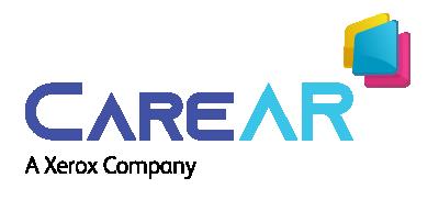 CareAR - A Xerox Company logo