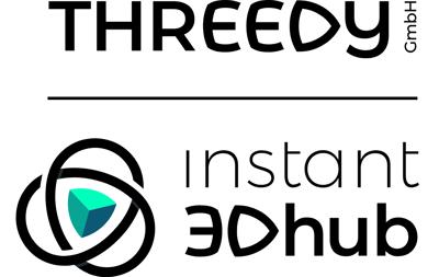 Threedy GmbH logo