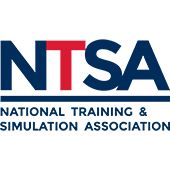 National Training & Simulation Association (NTSA) logo