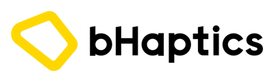 bHaptics logo