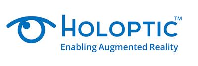 Holoptic logo