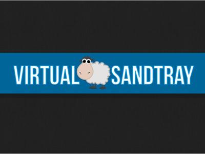 Virtual Sandtray logo