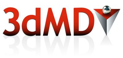 3dMD LLC logo