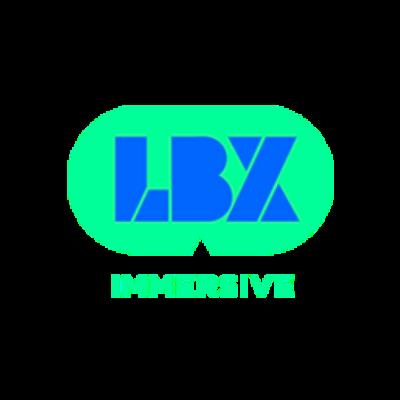 LBX Immersive logo