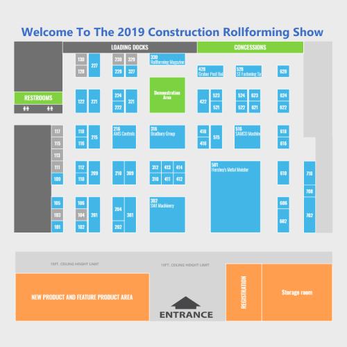 ConstructionRollformingShow 2019
