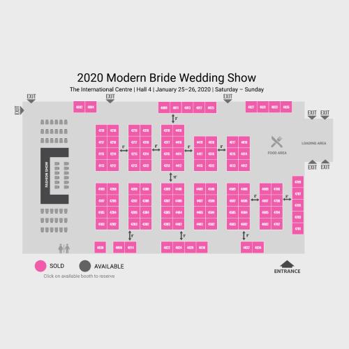 Modern Bride Wedding Show 2020