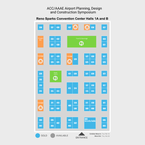 ACC/AAAE Airport Planning, Design and Construction Symposium 2020