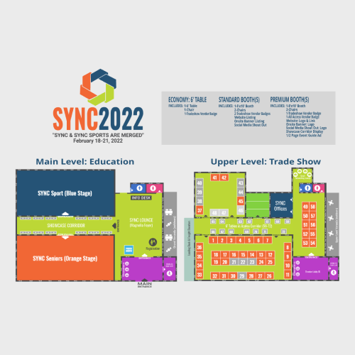 SYNC22 ~ SYNC & SYNC Sports MERGED into 1 Epic Event!