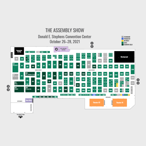The Assembly Show 2021